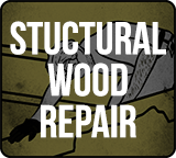 Structural Wood Repair